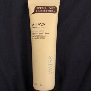 AHAVA Deadsea Water Mineral Hand Cream - NEW